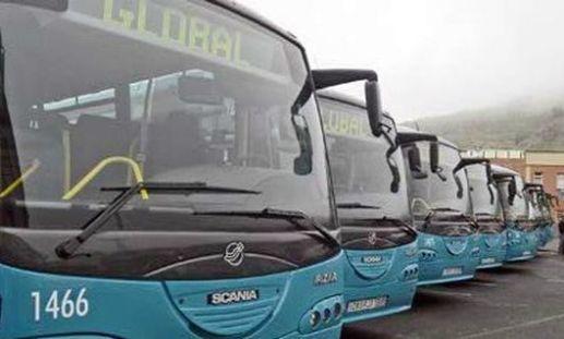 Blue Bus: lines for the whole Gran Canaria (El Diario)